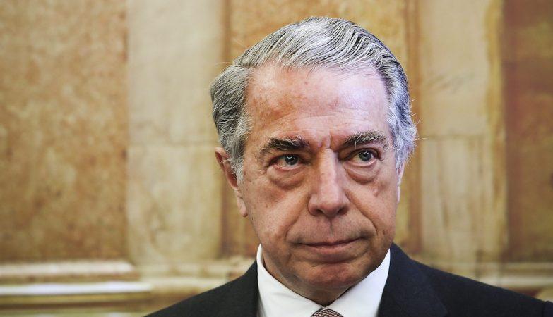 TIC ordena arresto da pensão milionária de Ricardo Salgado