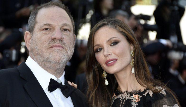 Uma Thurman deixa mensagem a Harvey Weinstein