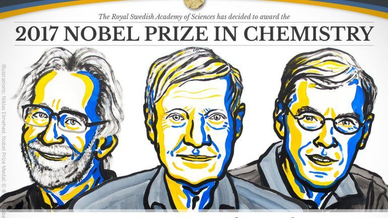 Nobel da Química distingue trabalho sobre biomoléculas