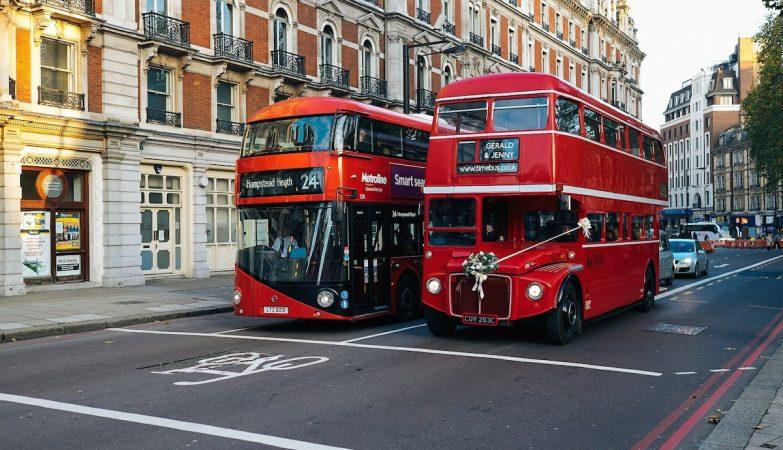 Autocarros londrinos passam a mover-se a biodiesel com borras de café