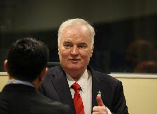 Ratko Mladic, antigo chefe militar sérvio-bósnio