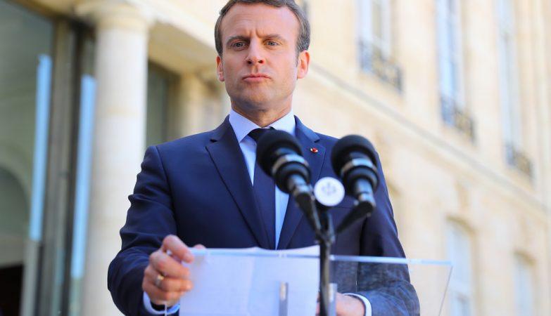 Macron perde maioria absoluta na Assembleia Nacional francesa - ZAP