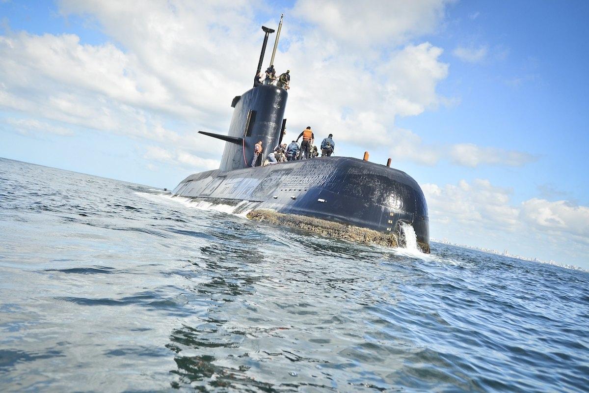 5440d1402a6 Detetadas 21 anomalias no submarino desaparecido ARA San Juan - ZAP