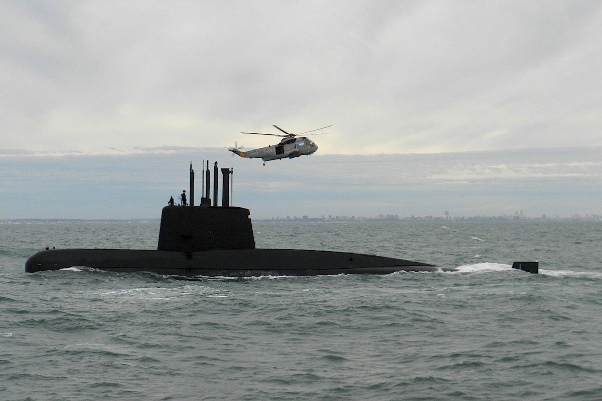 eed78b0d9bd Buscas por submarino argentino continuam sem sucesso - ZAP