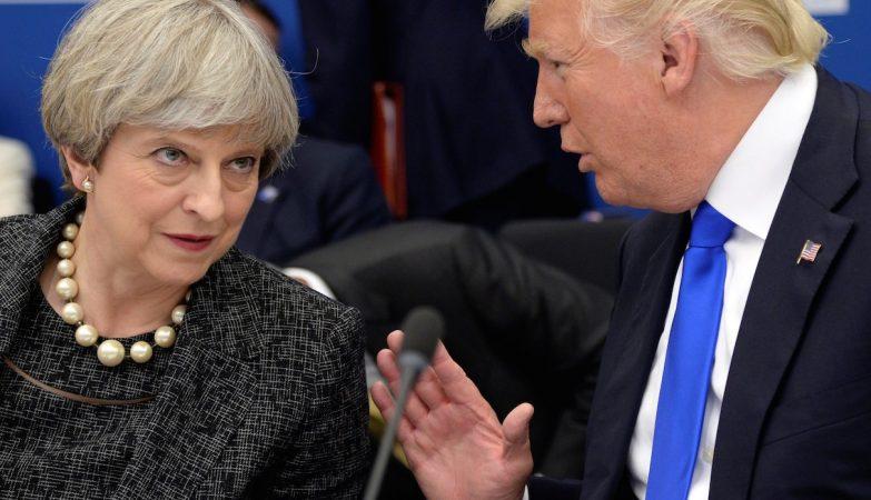 Trump critica Obama por nova embaixada em Londres