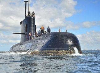 9702d454106 Encontrado o submarino argentino ARA San Juan - ZAP