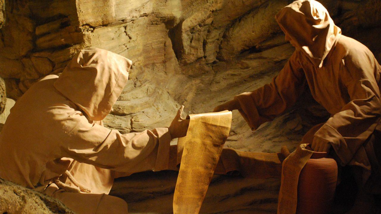 Descobertos esqueletos que podem revelar quem escreveu os Manuscritos do Mar Morto - ZAP