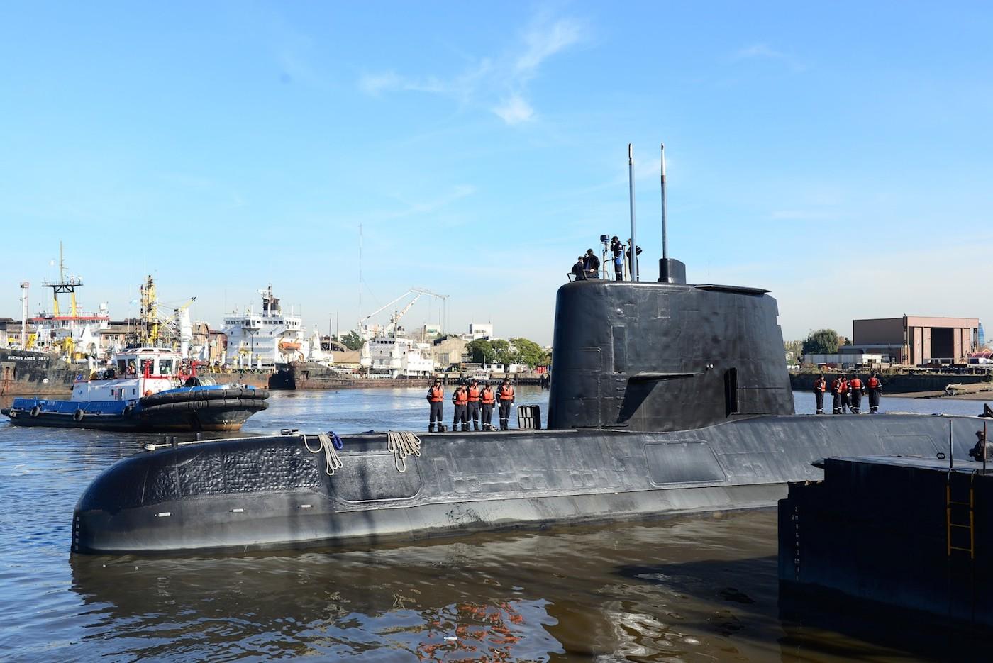 322548507f7 Marinha argentina culpada pela tragédia do ARA San Juan - ZAP
