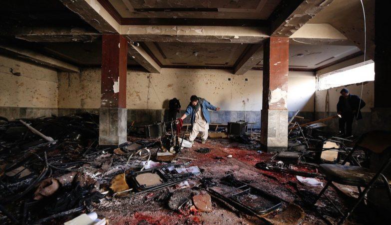 Explosão em centro cultural deixa 40 mortos no Afeganistão