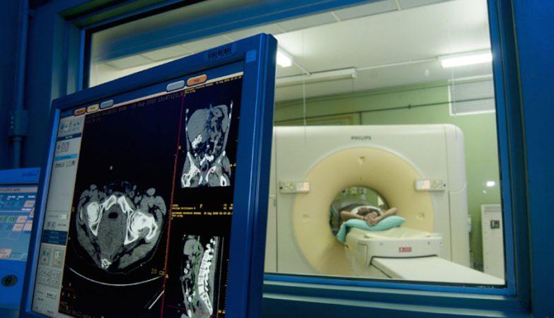 Aparelho de ressonância magnética 'suga' indiano (FOTOS)