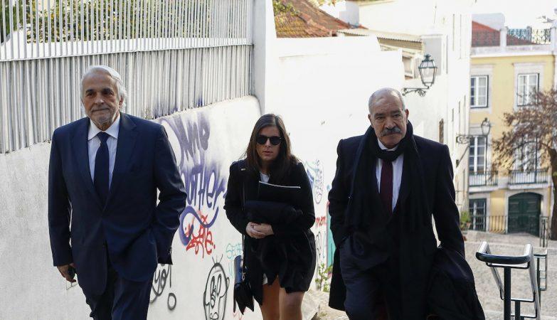Rui Rangel e Fátima Galante conhecem medidas de coacção hoje