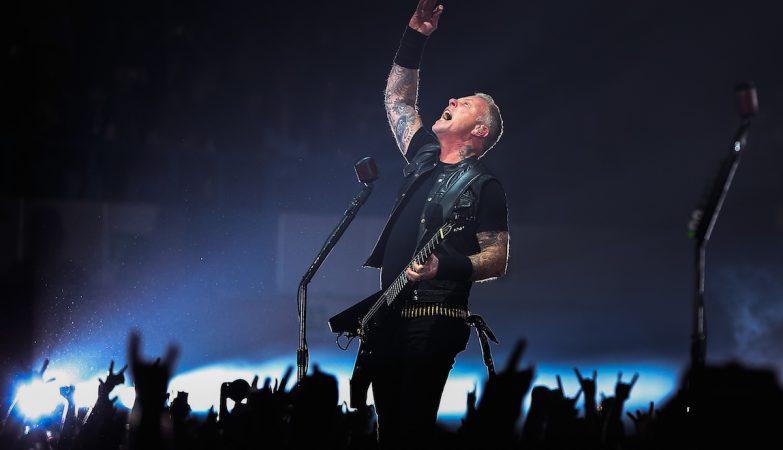 Vídeo: Metallica homenageiam Zé Pedro e tocam