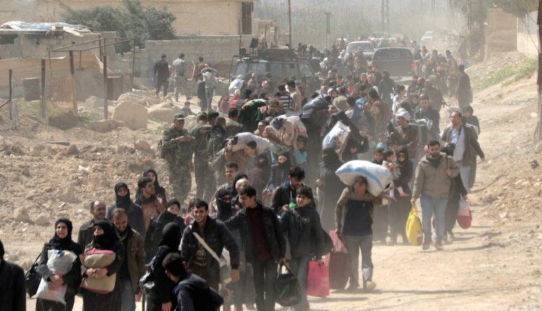 Dezenas de mortos em bombardeios do regime sírio em Ghuta