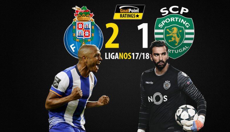 Fc Porto Vs Sporting Dragao Vence Jogo De Alta Rotacao Zap