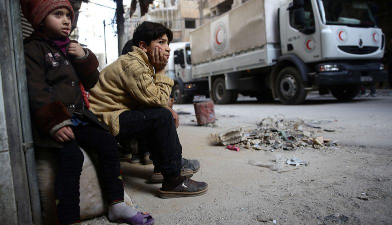 Um milhão de assinaturas apoia apelo da ONU para cessar-fogo mundial