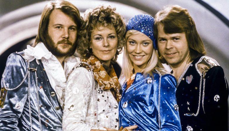 ABBA se reúne para fazer duas novas musicas