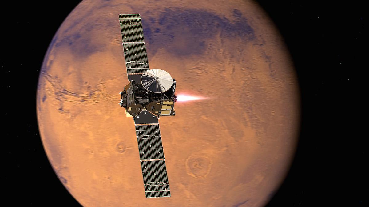 Nasa envia sonda para investigar e detectar terremotos em Marte