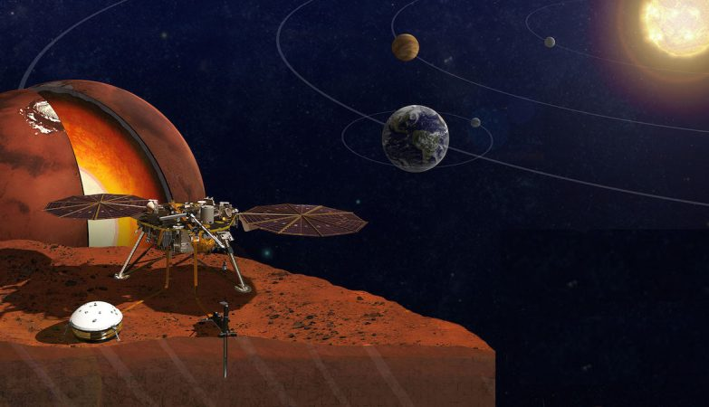 Nasa lança missão espacial rumo ao