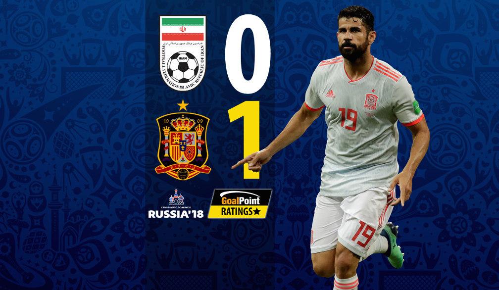d18c442308 Espanha deu um passo importante rumo aos oitavos-de-final do Mundial