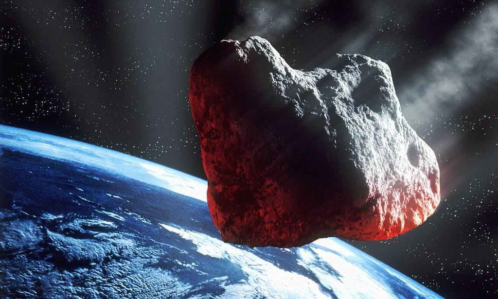 Cientista americana diz estar certa de que a Terra será atingida por um  asteroide - ZAP