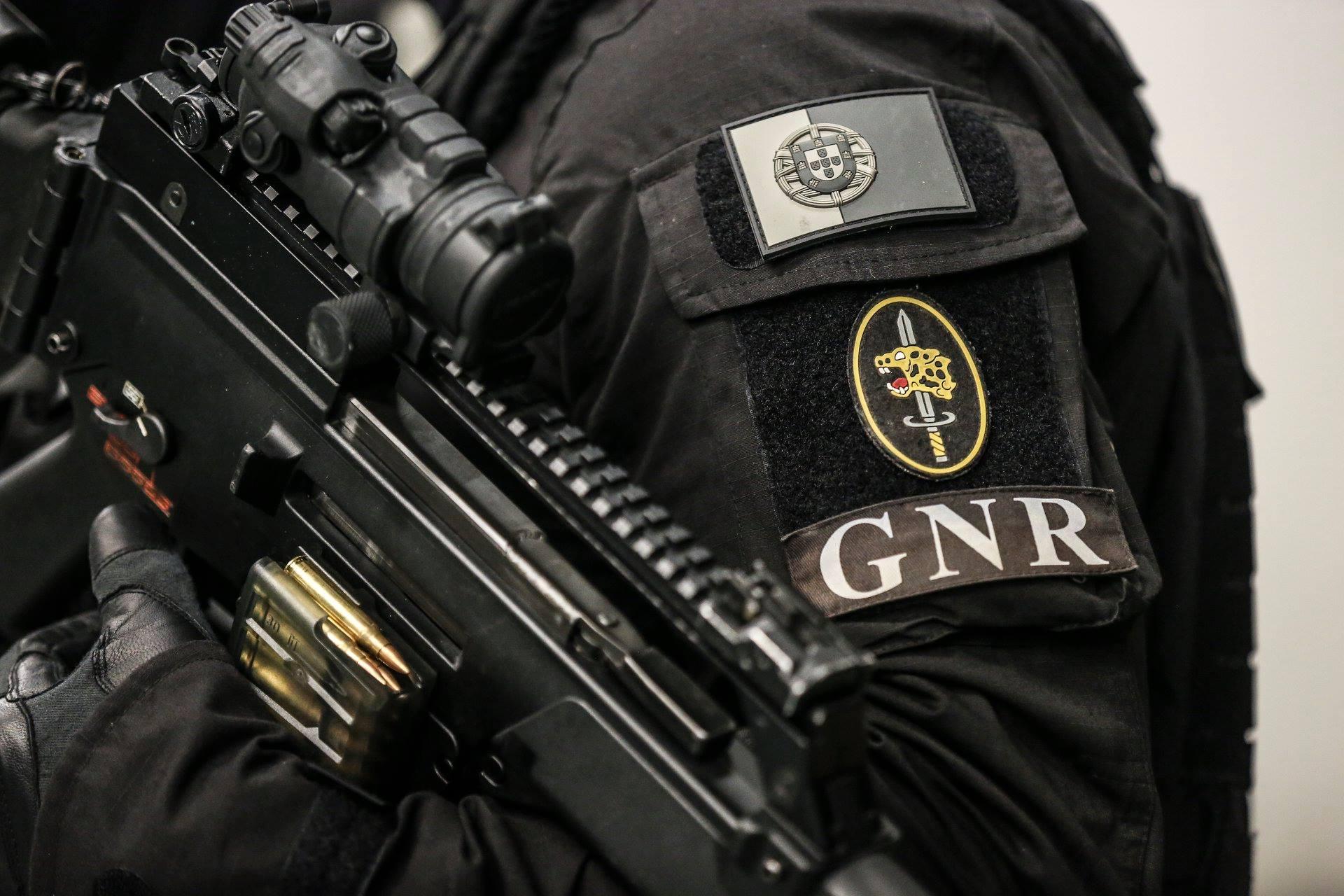 GNR desmantela rede de contrafação e apreende 1,4 milhões em