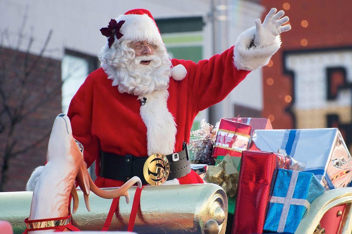461fe6ee2af4 Professora disse aos alunos que o Pai Natal não existia. Foi despedida
