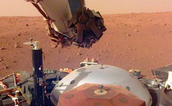 """8873427eebc InSight da NASA prepara-se para ouvir a """"pulsação"""" de Marte"""