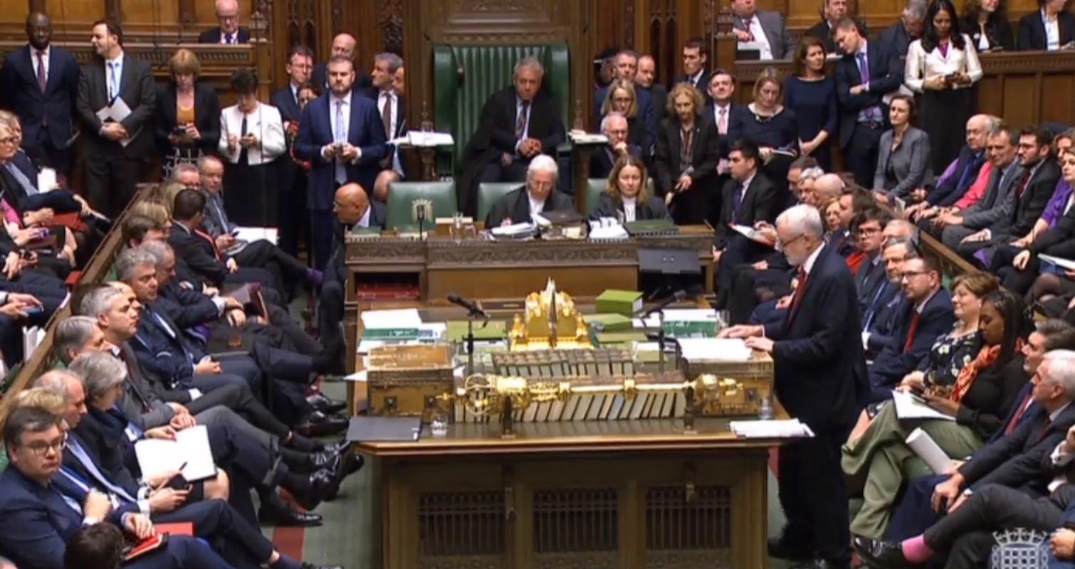"""Resultado de imagem para Acordo do """"Brexit"""" chumbado pelo parlamento Britânico"""