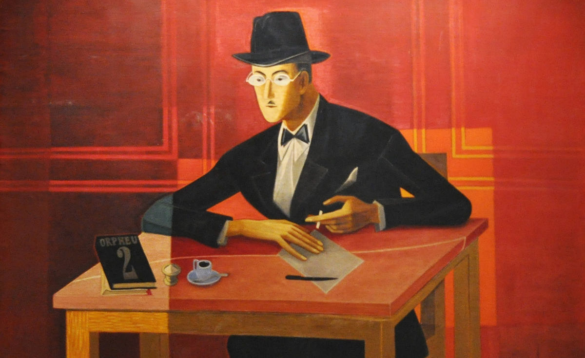 Several personal objects of Fernando Pessoa will be auctioned