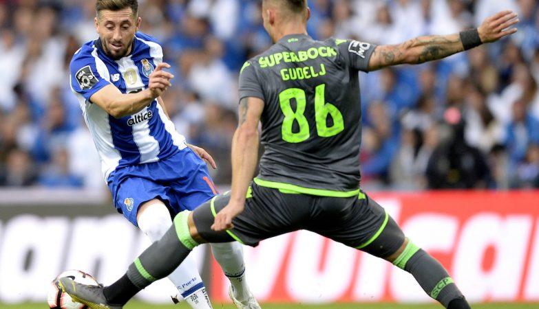 Porto Vs Sporting Dragoes Vencem Classico Quente Zap