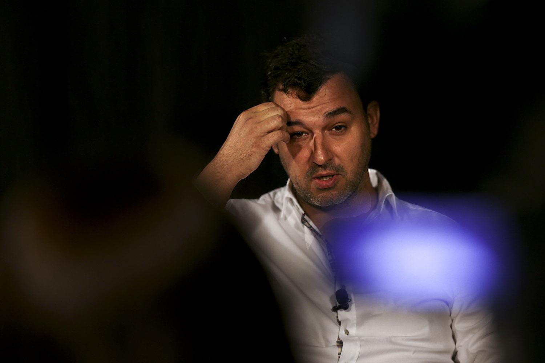 O ex-líder do PAN, André Silva.