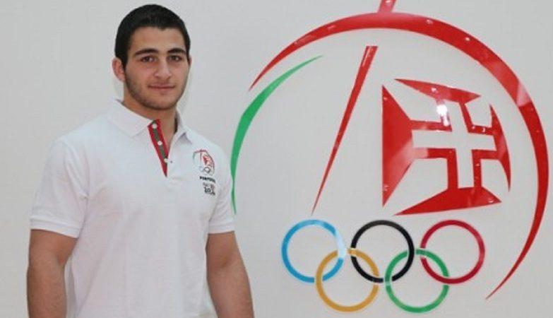Egutidze Conquista Bronze Em 81 Kg No Grand Slam De Judo