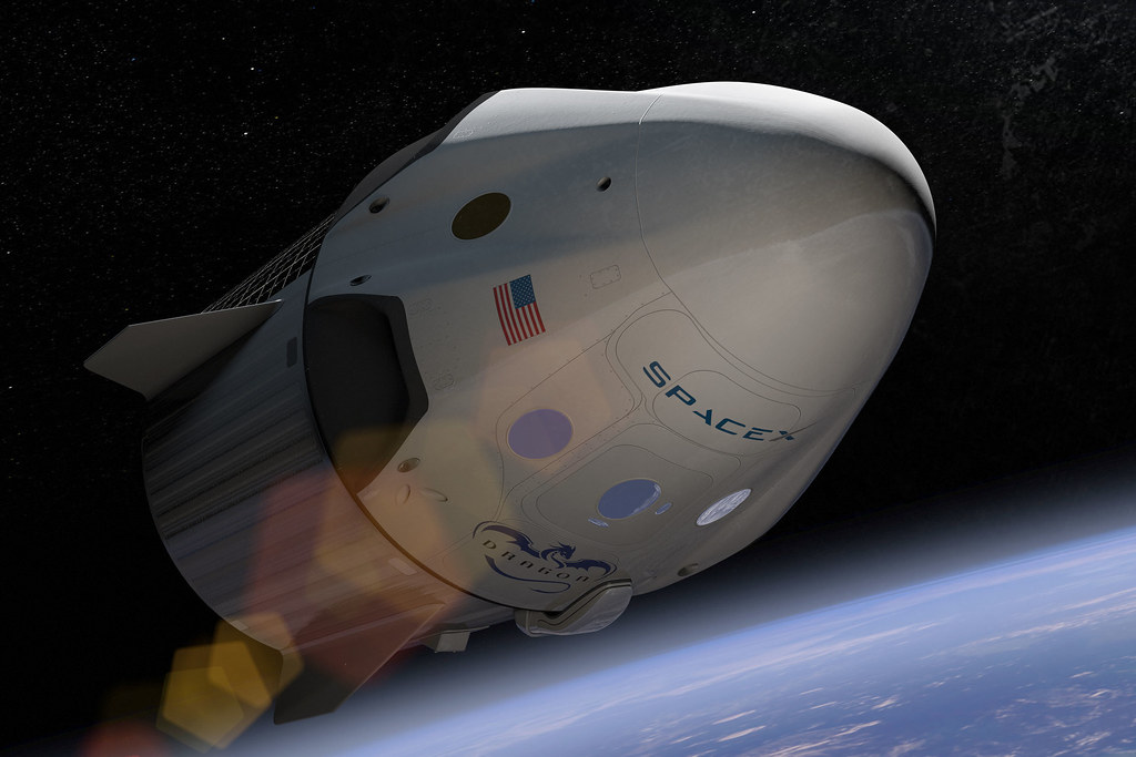 SpaceX already has a date for the first manned flight
