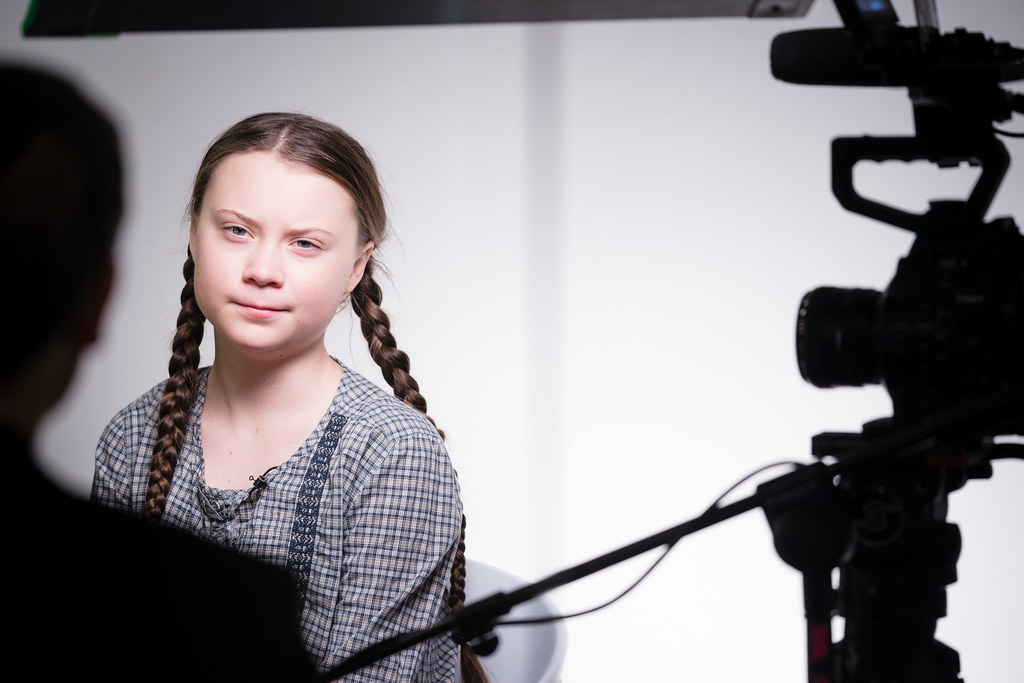 "Greta Thunberg files patent for ""Fridays for Future"" (and her own name)"
