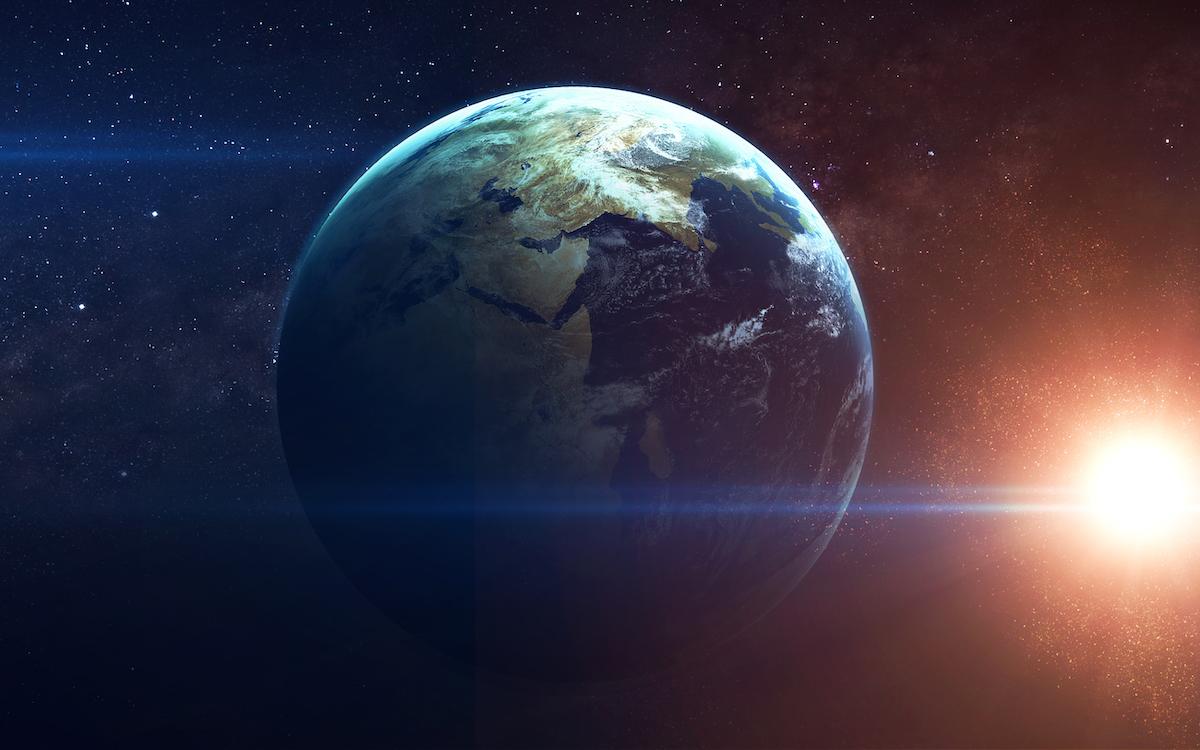 A Terra pode ser expulsa do Sistema Solar por causa de uma estrela