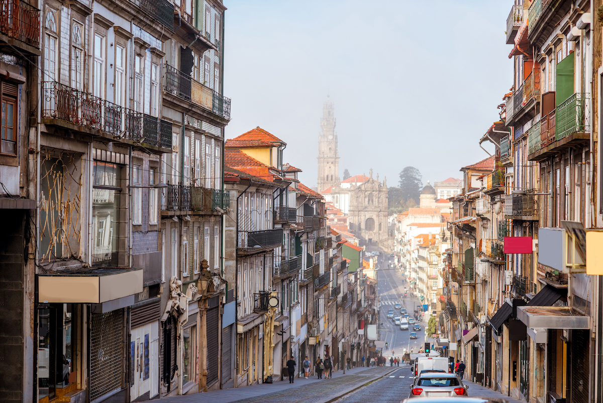 """Bonfim in Porto is one of the """"coolest neighborhoods in Europe"""""""