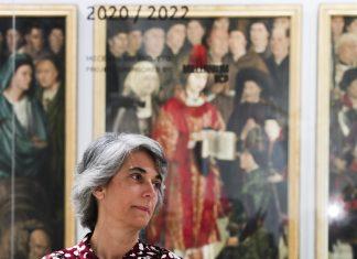 A ministra da Cultura, Graça Fonseca.