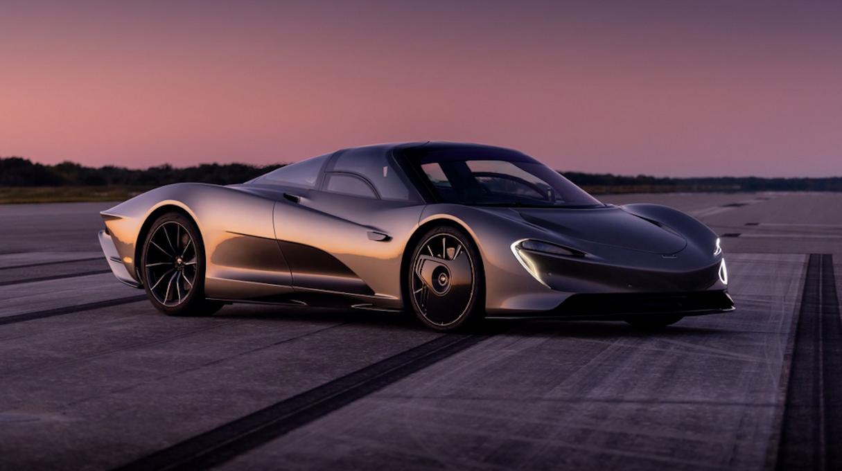 McLaren's Speedtail hides incredible mysteries of speed
