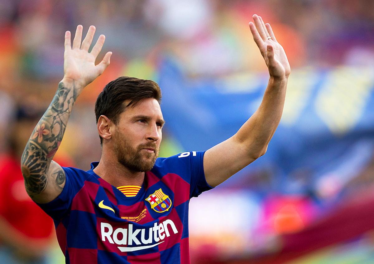 "PSG assume ""lugar marcado"" para negociar Lionel Messi - ZAP"