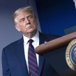 O ex-Presidente dos Estados Unidos, Donald Trump