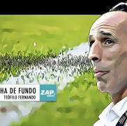 Linha de Fundo: Três minutos desastrosos, um sir alemão e o público que voltou a um estádio