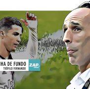 Linha de Fundo: Um campeão categórico, Ronaldo fora do pódio e uma equipa a pé até ao estádio