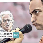 Nota artística: PAOK – Benfica, o musical