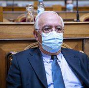 """O PSD """"não está refém"""" do Chega. Ventura representa """"o pior na política portuguesa"""", diz David Justino"""