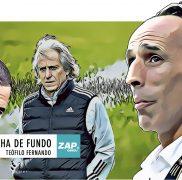 Linha de Fundo: Sporting mais líder, Benfica desilude e entrega o segundo lugar ao FC Porto