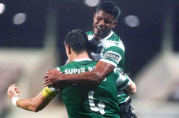 911af7aa209e00b49f3d6fd2afa92564 2 Sporting 2-1 Santa Clara | Super-Coates becomes hero again - ZAP