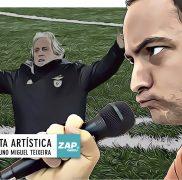 Nota artística: o que dirá a raposa do Benfica?