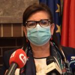 A presidente da Câmara de Portimão, Isilda Gomes