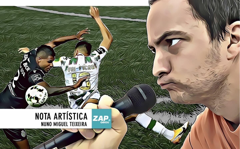 Nota artística: Moreirense-Sporting com 1-1 ou 0-3?