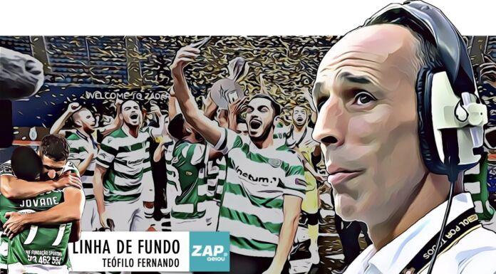 Crónica ZAP - Linha de Fundo por Teófilo Fernando